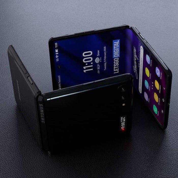 Samsung Galaxy Z Flip IGsnoreyn2