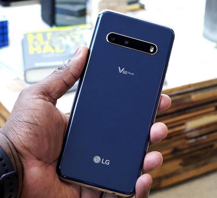 LG V60 ThinQ 5G IGhdreview