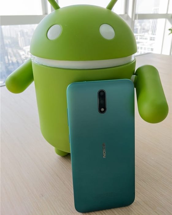 Nokia 2.3 IGnokiamobile Fan