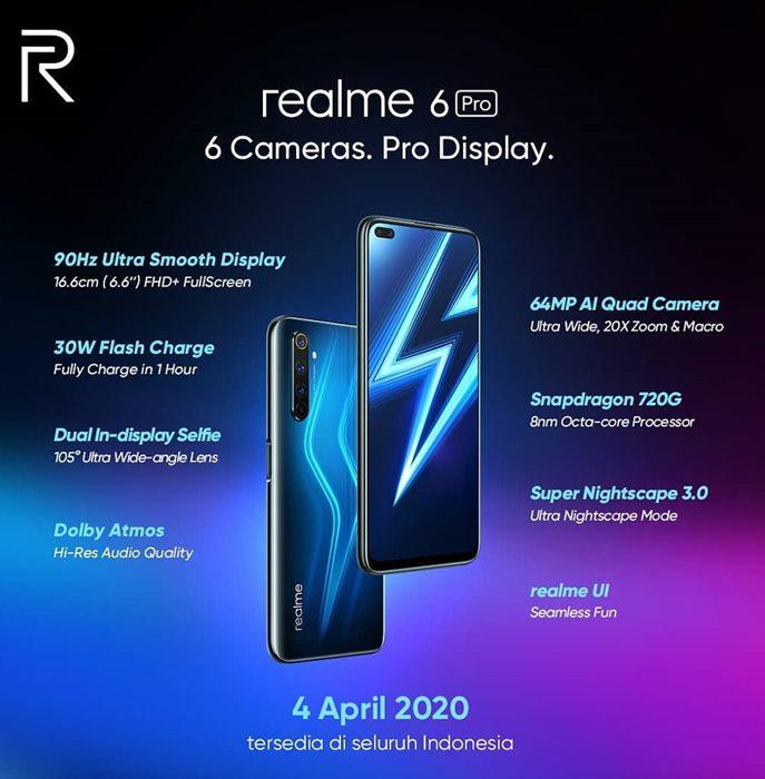 Realme 6 Pro IGhanip.rl