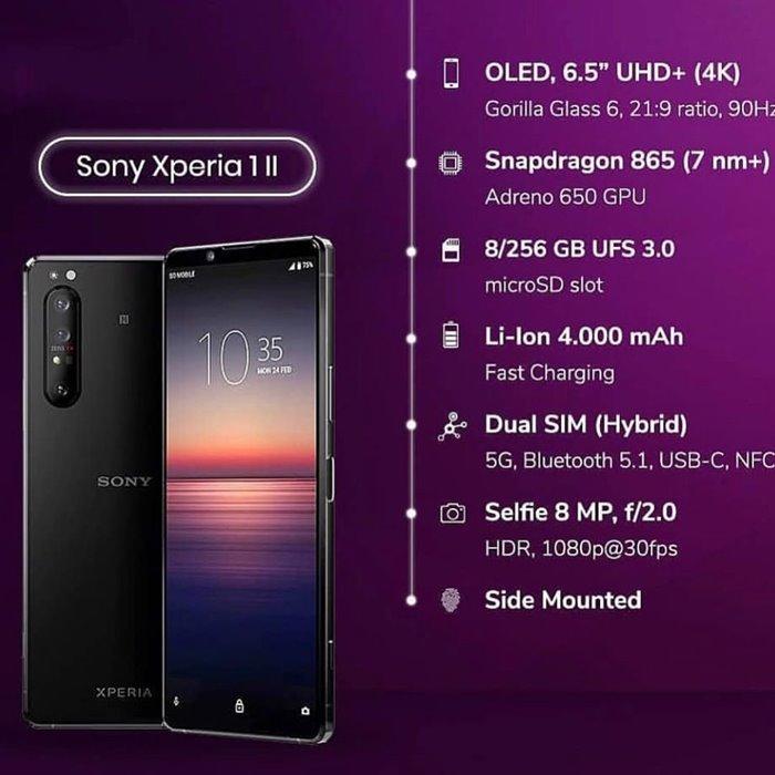 Sony Xperia 1 II IGtechknowlogy Updates